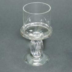 Suport lumanare din cristal / Model 3