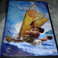 Disney Vaiana dublat in limba romana - Film animatie disney pictures, DVD