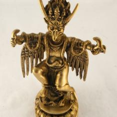 Statueta Garuda mare, bronz - Arta din Metal