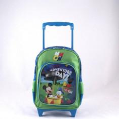 Troler Mickey Mouse mic pentru copii - Rucsac Copii