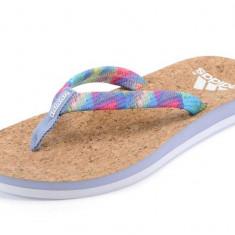 Slapi, Papuci Adidas Mahila-Slapi originali, Papuci Plaja S78049 - Papuci dama Adidas, Culoare: Din imagine, Marime: 39