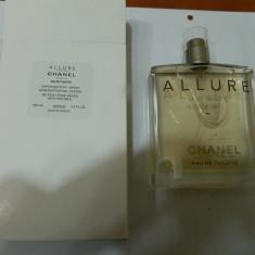 PARFUM TESTER CHANEL ALLURE -- 100 ML -SUPER PRET, SUPER CALITATE! - Parfum barbati Chanel, Apa de toaleta
