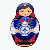 Suport pentru oala din pluta imbracat in ceramica / Model 1