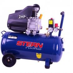 Compresor auto CO2050A Stern, 50 l, 2 CP, 1500 W