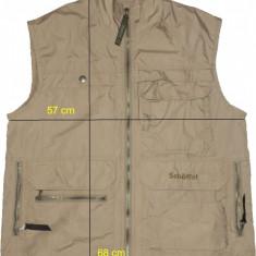 Vesta pescuit vanatoare SCHOFFEL originala, stare perfecta (L) cod-261203 - Imbracaminte outdoor Schoffel, Marime: L, Barbati