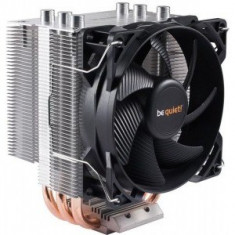Be quiet! Pure Rock Slim CPU cooler AM2(+) AM3(+) FM1-2 BK008 - Cooler PC Be quiet!, Pentru procesoare