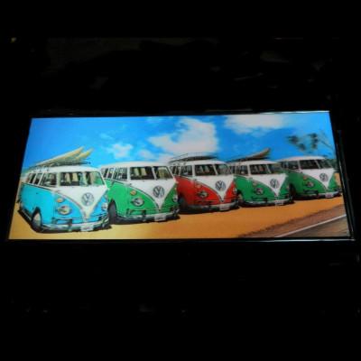 Tablou 3D W Cars foto