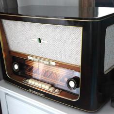 Radio lampi Stassfurt Diamant 8 E 158 I, complet restaurat - Aparat radio