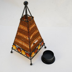 Sfesnic piramida margele