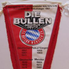 Fanion fotbal - FC BAYERN MUNCHEN (Germania)