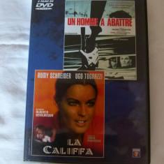 Un home a abatre, la califfa - 2 dvd - Film Colectie Altele, Altele