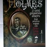 Sherlock Holmes si cazul giuvaierului albastru - Carte de povesti