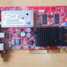 Placa video cu Tv Tuner AGP ATI Radeon 9600 128MB 128-bit DDR. - Placa video PC ATI Technologies