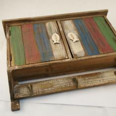 Dulapior lemn cuier - Cuier hol