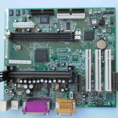 Placa de Baza Compaq BCM IN810ES SDRAM Video onboard slot 1, Pentru INTEL, S1, MicroATX