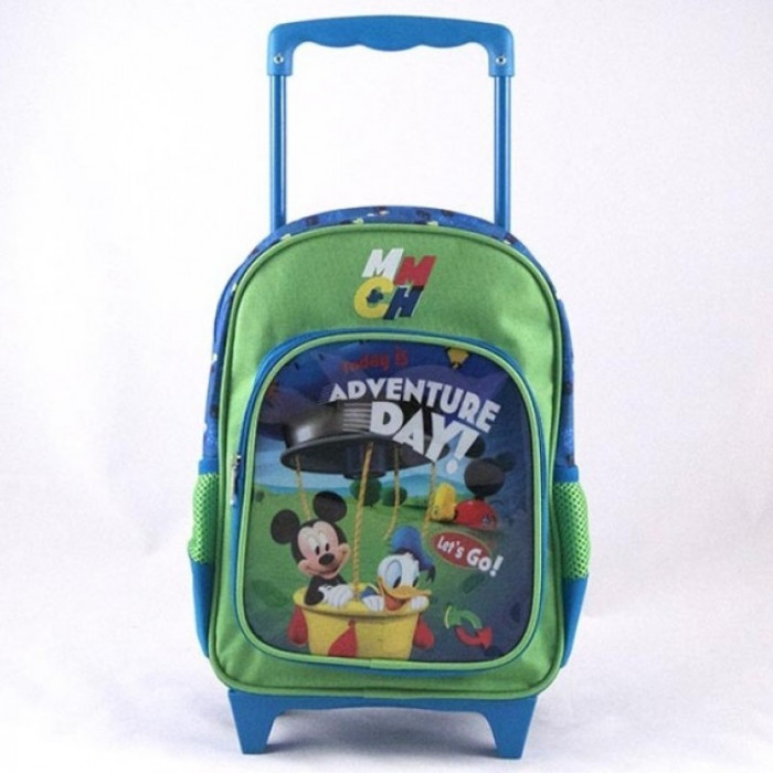 "Trolley 12"" Mickey foto mare"