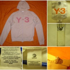 Bluza trening Adidas YOHJI YAMAMOTO Y3 (M) ALB casual sport retro vintage - Jacheta dama, Marime: M, Culoare: Din imagine