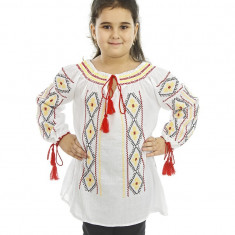 Ie traditionala – Romburi cu margarete / 5011