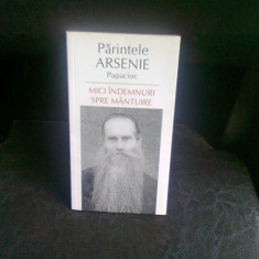 MICI INDEMNURI SPRE MANTUIRE - PARINTEKLE ARSENIE PAPACIOC