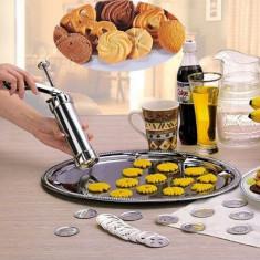 Presa-trusa profesionala pentru biscuiti si fursecuri - Scule ajutatoare Service