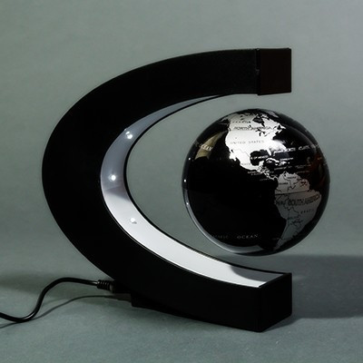 Glob care leviteaza / Model 5 foto mare