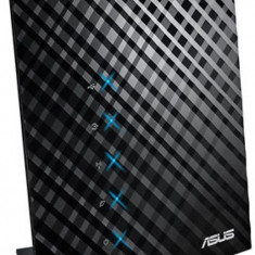 Router Wireless ASUS RT-N14U, 300 Mbps, 2 Antene interne, 1 x USB 2.0, 2.4GHz