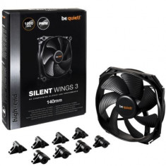 Be quiet! Silent Wings 3 140mm PWM fan BL067 - Cooler PC Be quiet!, Pentru carcase