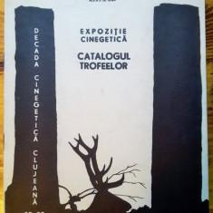 Trofee vanatoare catalog expozitie cinegetica