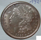 JN. One dollar 1921, argint, America de Nord