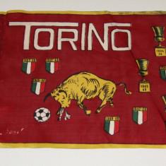 Stegulet fotbal suporter - AC TORINO - Steag fotbal
