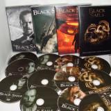 Black Sails 2014 Vele Negre 4 sezoane DVD - Film serial Altele, Aventura, Romana