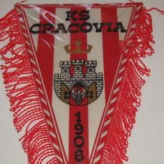 Fanion fotbal - KS CRACOVIA (Polonia)
