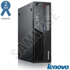 Calculator Intel Core 2 Duo E7500 2.93GHz 2GB DDR3 160GB DVD ***GARANTIE 2 ANI ! - Sisteme desktop fara monitor Lenovo, 1501- 2000Mhz, 100-199 GB, LGA775