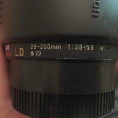 Teleobiectiv Tamron F 3.8-5.6, A Mount, SLR pt camere Konica Minolta si Sony . - Obiectiv DSLR Tamron, Autofocus