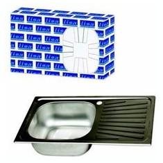 Chiuveta Inox Pentru Blat Zilan ZLN1909 - Chiuveta bucatarie
