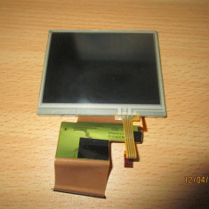 Display cu TouchScreen pentru GPS diagonala 3.5'' Sharp LCD Model: LQ035Q1DG01
