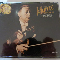 The Heifetz Colection 2cd - Muzica Clasica rca records