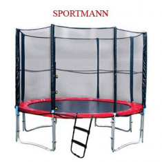 Trambulina copii Sportmann 244 cm