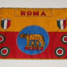 Stegulet fotbal suporter - AS ROMA - Steag fotbal