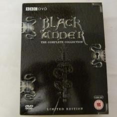 Black Adder - 6 dvd box - Film comedie Altele, Engleza