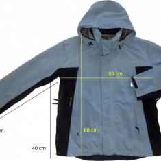 Geaca outdoor LAFUMA GoreTex ventilatii, originala (L) cod-349022 - Imbracaminte outdoor Lafuma, Marime: L, Jachete, Barbati