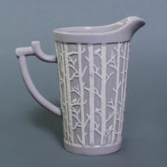 Vaza - Ghiveci - Ulcior Ceramica / Numarul 50 - Vaza si suport flori