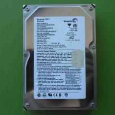 HDD 80GB Seagate ST380011A ATA IDE - Hard Disk Seagate, 40-99 GB, Rotatii: 5400, 2 MB