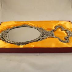 Oglinda foarte mare suport fix zinc