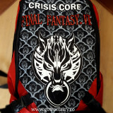 Rucsac Crisis Core Final Fantasy VII rosu