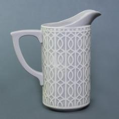 Vaza - Ghiveci - Ulcior Ceramica / Numarul 49 - Vaza si suport flori