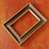 Rama din lemn pentru fotografie / oglinda sau alte lucruri frumoase, Dreptunghiular