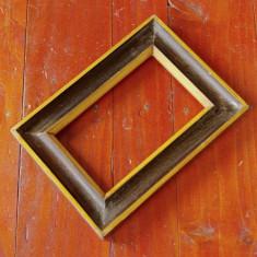 Rama din lemn pentru fotografie / oglinda sau alte lucruri frumoase - Rama Tablou, Decupaj: Dreptunghiular