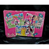 Puzzle 3 in 1 Barbie