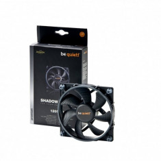 Be quiet! Ventilator Shadow Wings SW1 120mm PWM 120x120x25 1500rpm 18, 9dB BL026 - Cooler PC Be quiet!, Pentru carcase